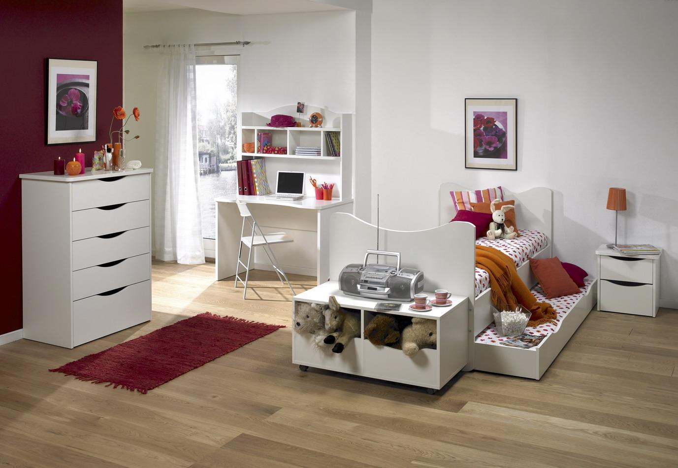 Not for boring dormitorios juveniles - Dormitorios blancos ...