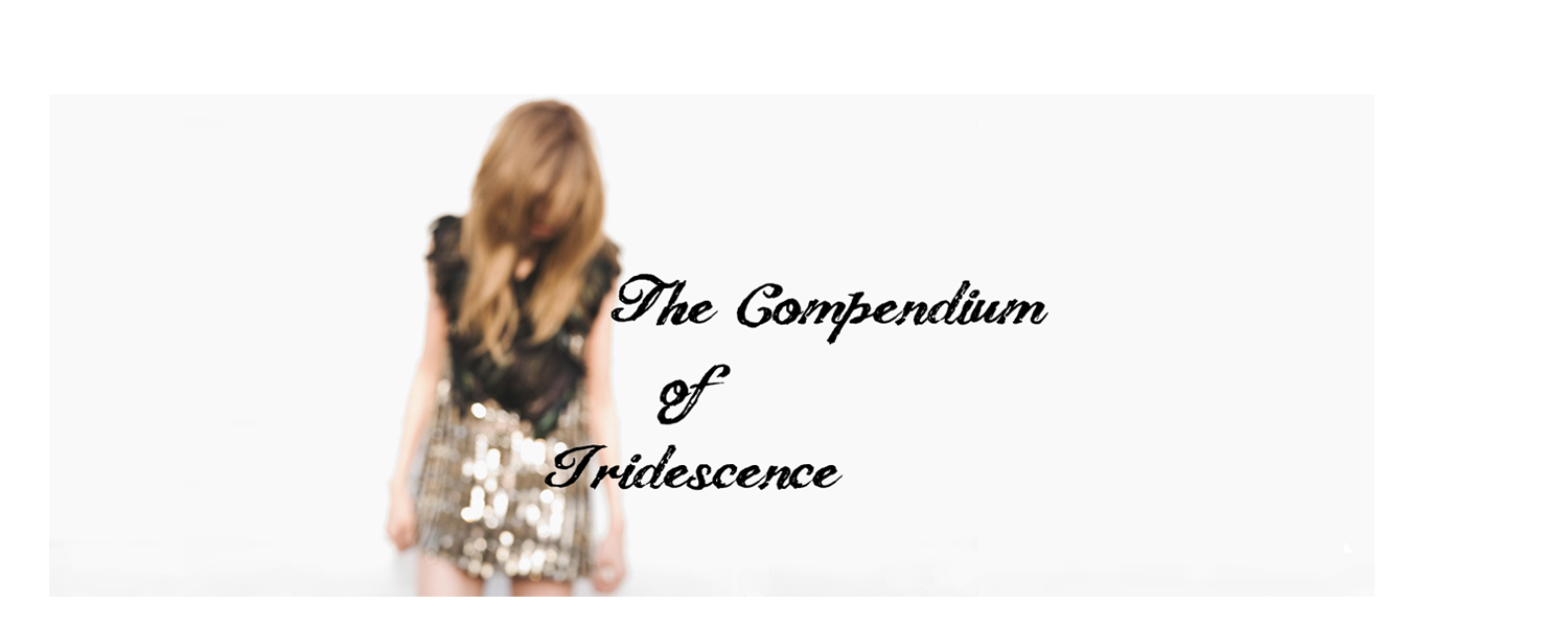 the compendium of iridescence