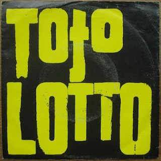 Toto Lotto - White Walls / Cut a Slice / Toto Lotto  (1980)