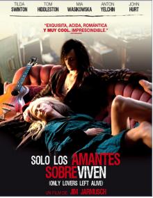 descargar Solo Los Amantes Sobreviven en Español Latino