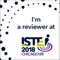 ISTE '18 Reviewer