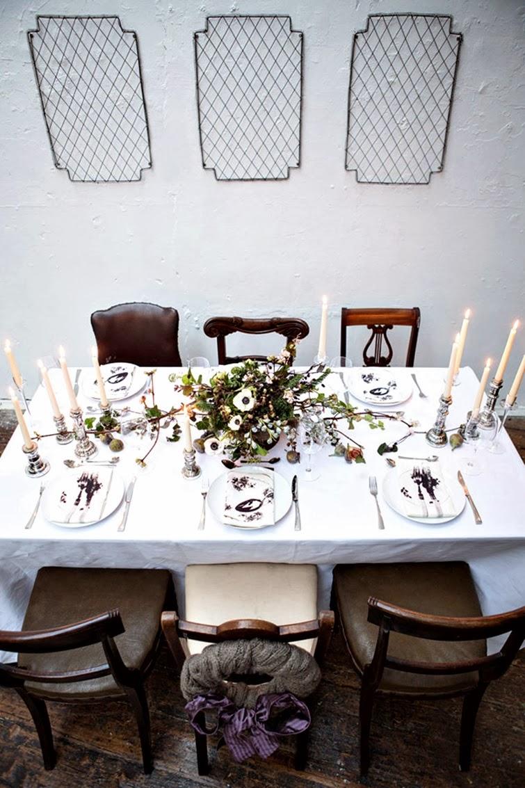 Petitecandela blog de decoraci n diy dise o y muchas for Centro mesa navidad