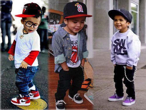 Como vestir con swag