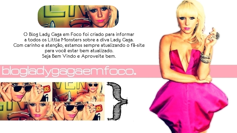 Blog Lady Gaga em Foco