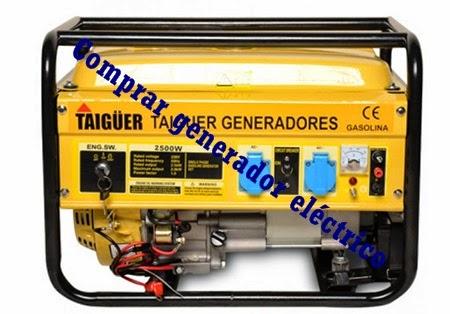 Comprar generador el ctrico - Generadores electricos pequenos ...