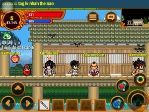 Game Ninja school 094