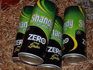 Shandy Cruzcampo Zero