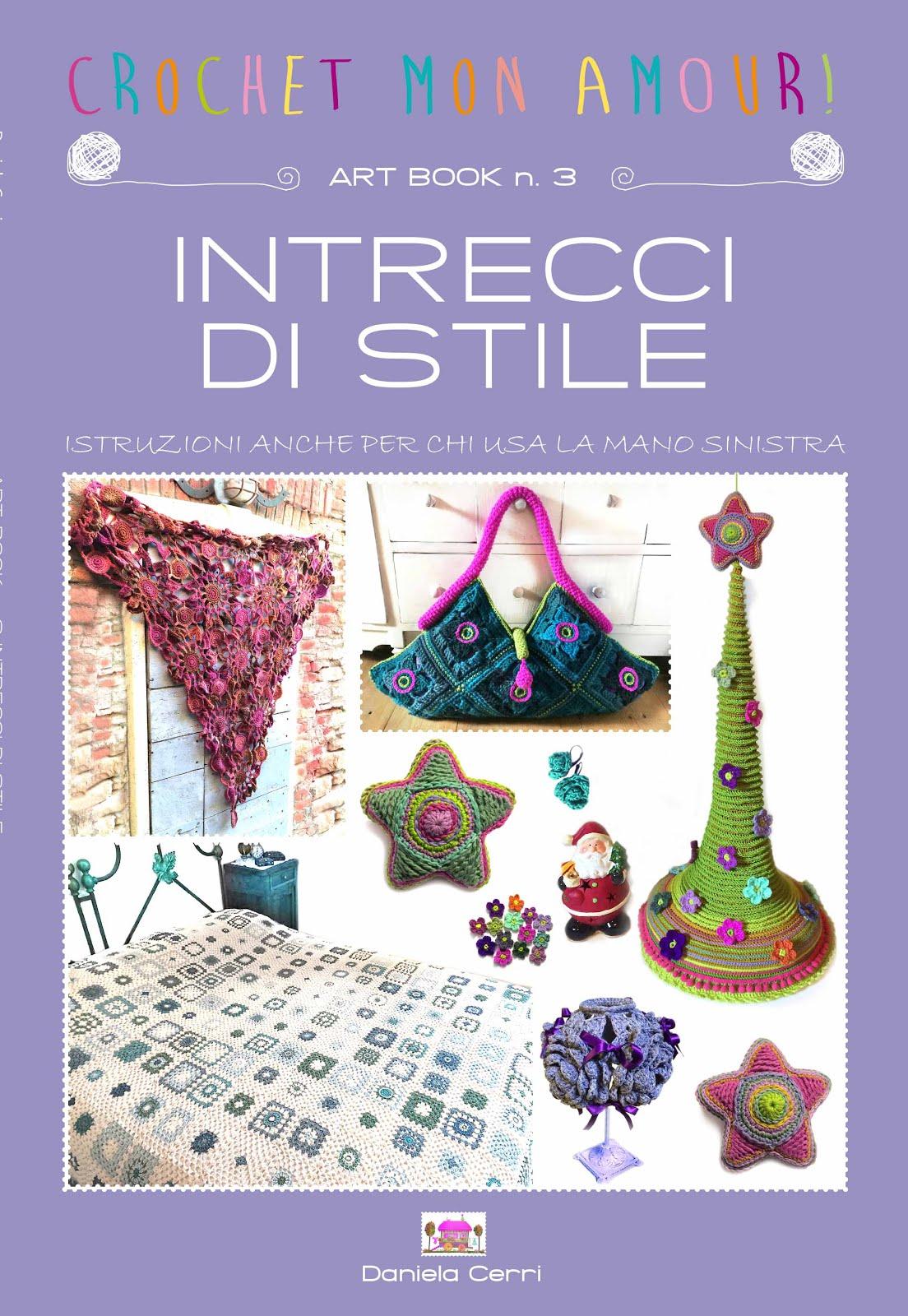 PUBBLICAZIONE: ART-BOOK n. 3: INTRECCI DI STILE - AUTODISTRIBUITO