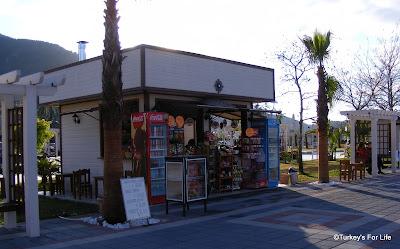Fethiye Harbour Kiosks