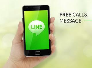 Aplikasi LINE PC