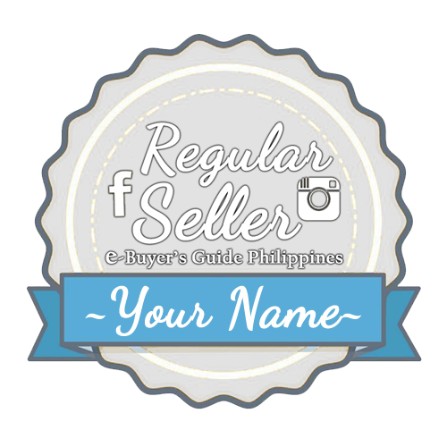 Regular Seller Badge