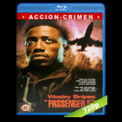 Pasajero 57 (1992) BRRip 720p Audio Trial Latino-Castellano-Ingles 5.1