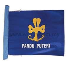 Pandu Puteri Smkif Bendera