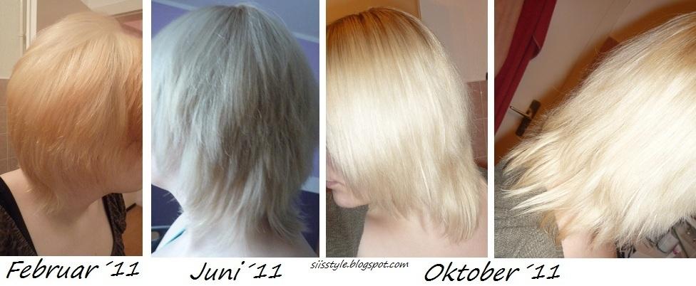 Haare wachsen 1 jahr