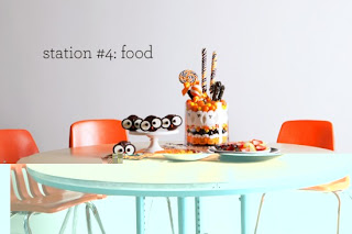 Healthy Party Food Kids Birthday Idea