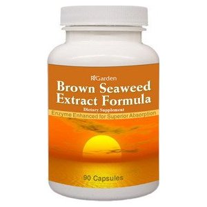 Brown Seaweed Fat Burning Supplement, Dr. Oz