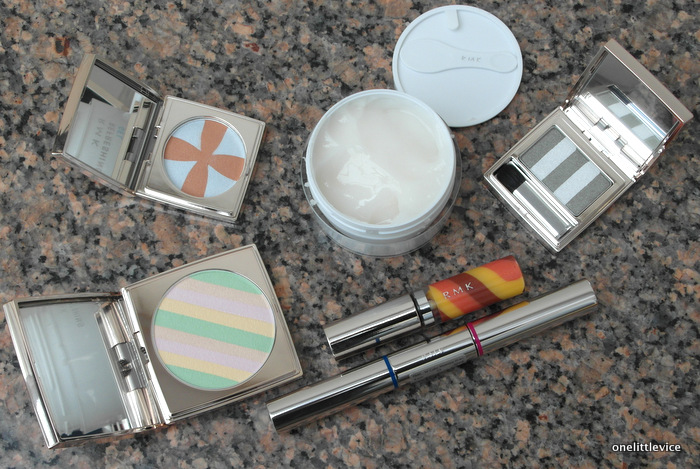 One Little Vice Beauty Blog: RMK Spring Vintage Sweets collection review