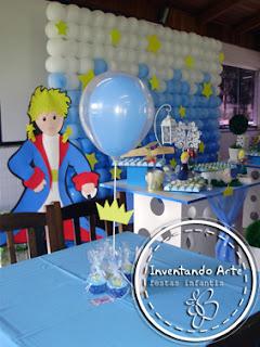 festa infantil pequeno principe ponta grossa