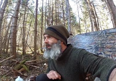 Michael Merchant Maine Bigfoot Expedition