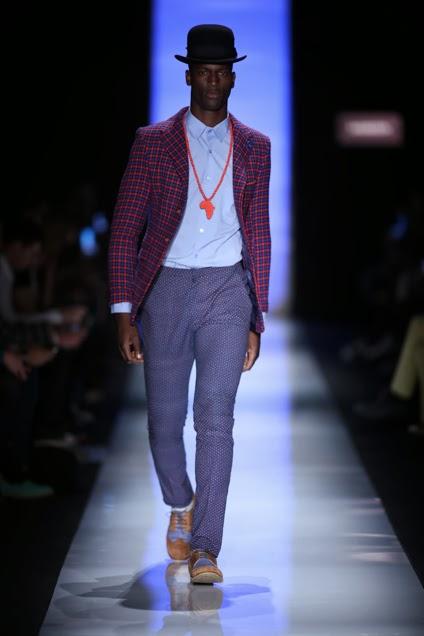 AFRICAN FASHION DESIGNERS | SKORZCH AW14 | MENSWEAR
