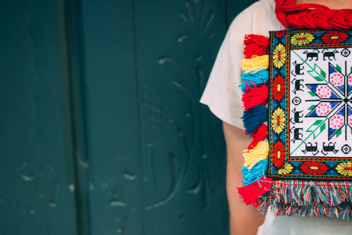Collar XXL Boho DIY