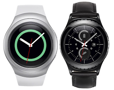 Samsung Gear S2 Smartwatch Variants and Features