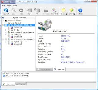 Active KillDisk HardDriveEraser5_0Pro 100% Full Working