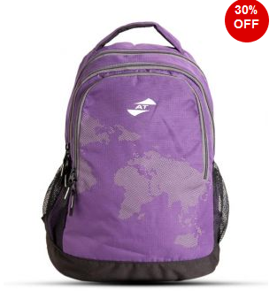 American Tourister 64×050001 Cyber Backpack for Rs 985