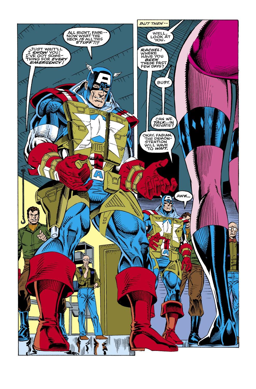Captain America (1968) Issue #431 #381 - English 13