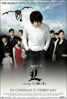 Ver online: Death Note – L: Change the World (デスノートLは世界を変える / L: Change the World) 2008