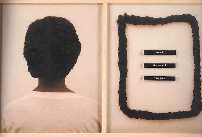 lorna simpson guarded conditions