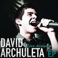 David Archuleta - Live Acoustic EP