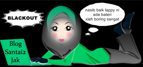 Sarawak Blackout