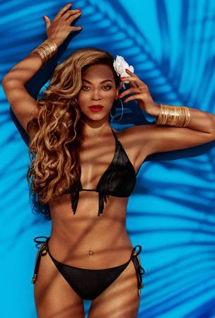 Beyoncé bikini H&M verano 2013