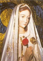 Nossa Senhora chorou em Louveira-SP
