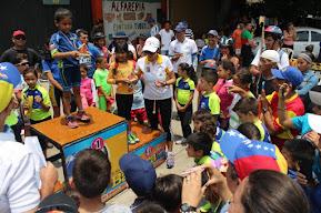 Imdafef realizó con éxito IV Festival Nacional de Ciclismo Infantil