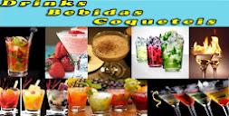 Bebidas e Drinks Alcoólicos