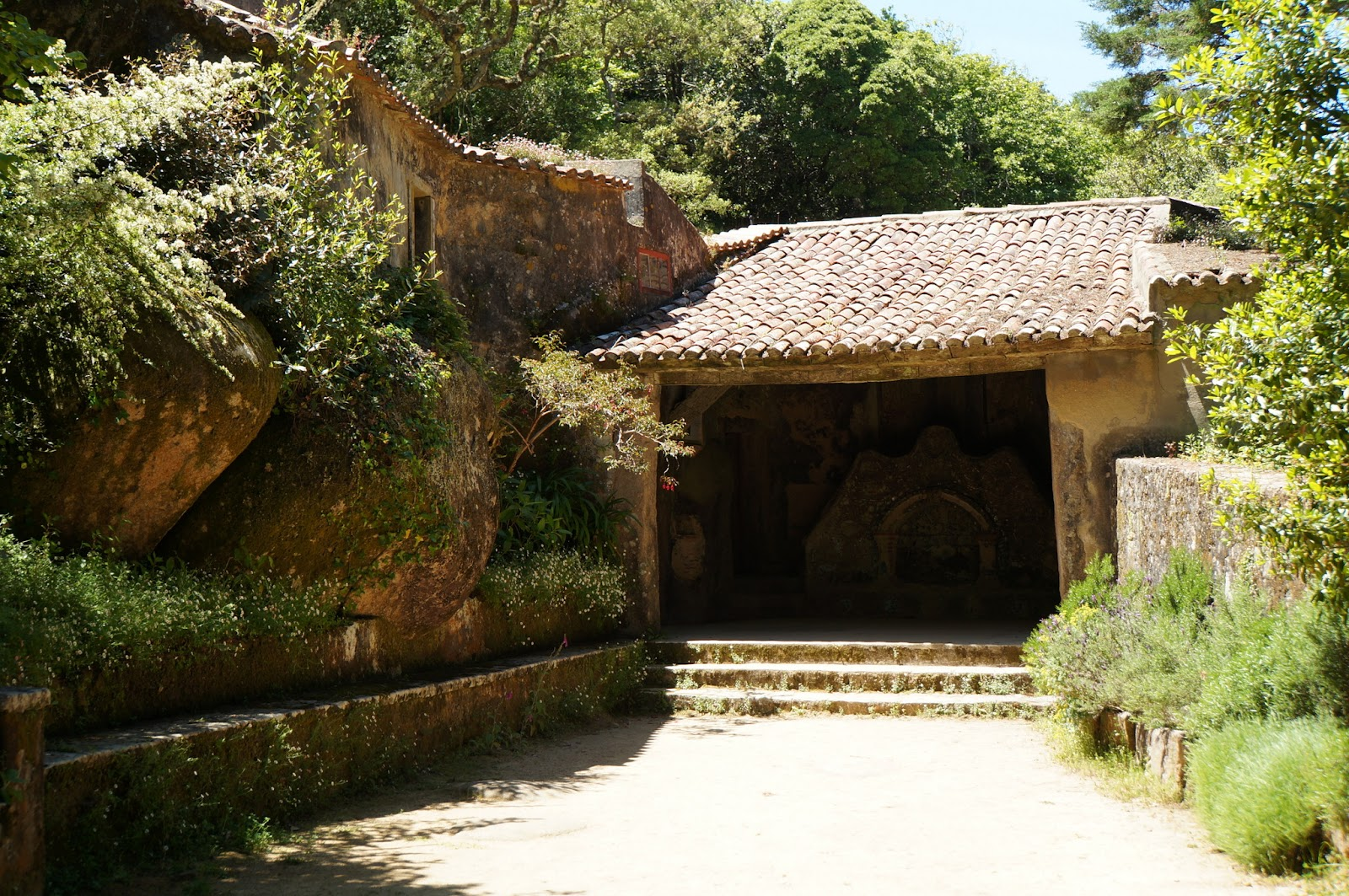 Portugal jour 6 les merveilles de la serra de sintra for La serra progetta le planimetrie
