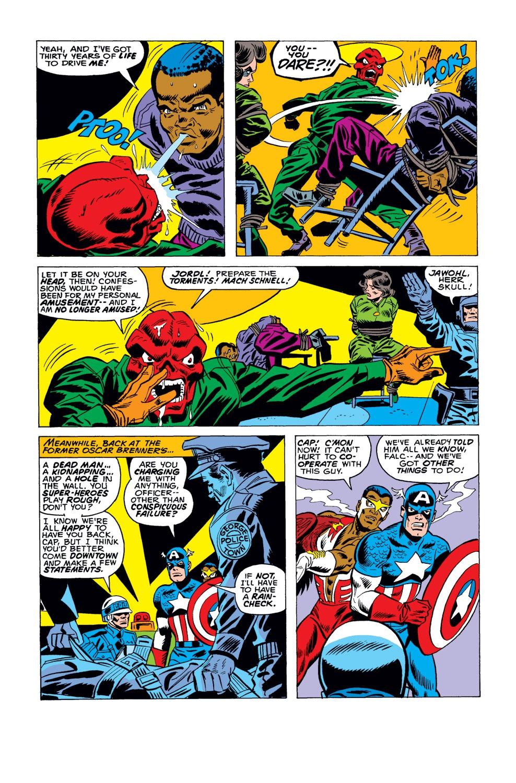 Captain America (1968) Issue #185 #99 - English 14