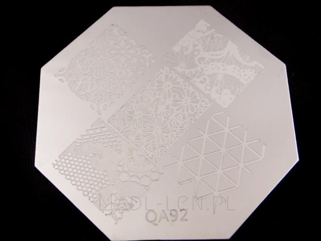 plate ,płytka QA92