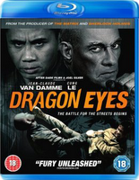 Dragon Eyes (2012) BluRay 720p 550MB