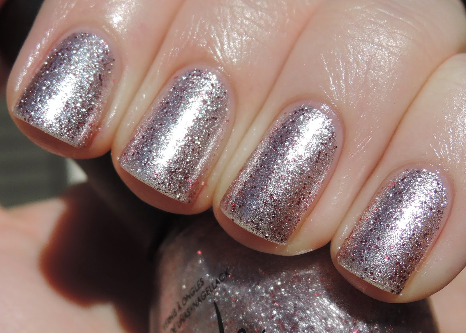 NOPI DC Lover swatch nicole by opi