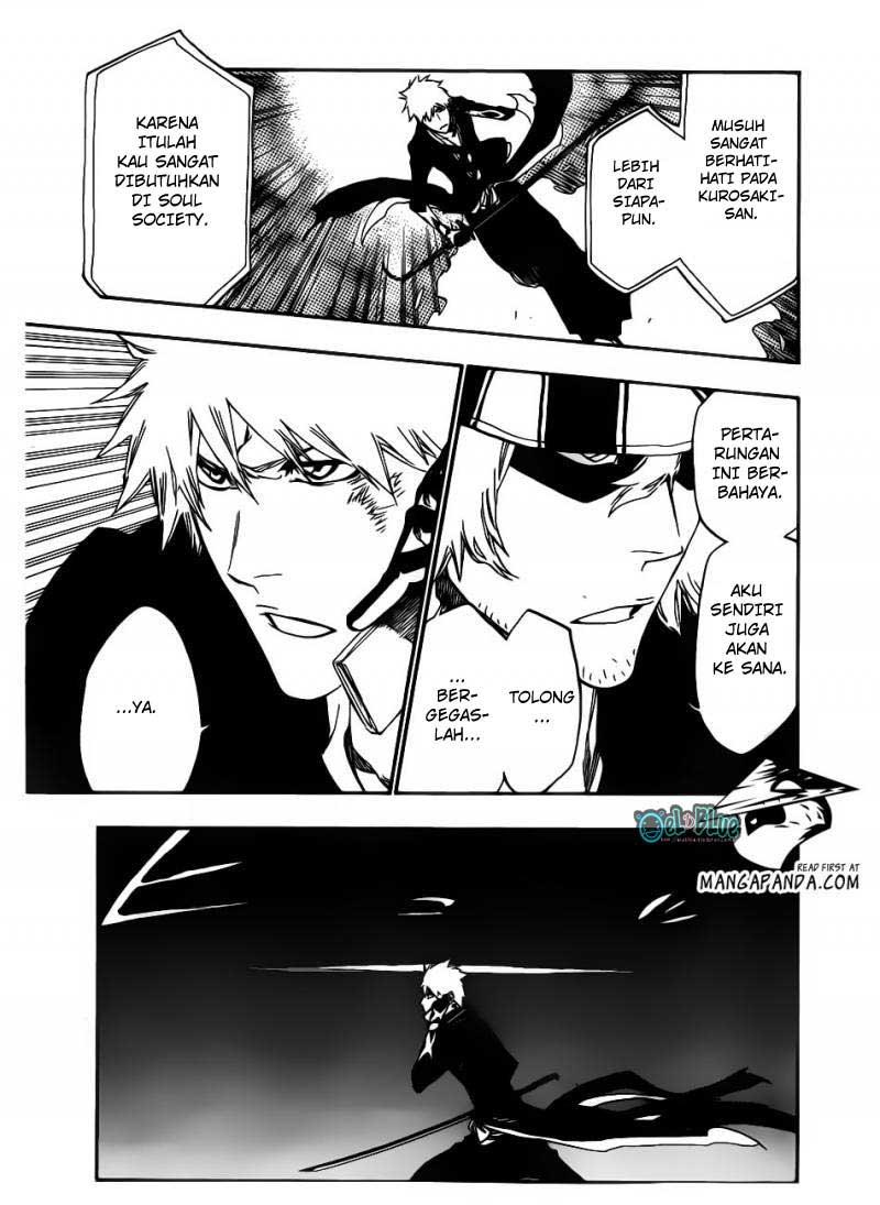 manga bleach 499 page 12