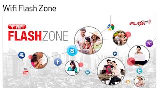 Telkomsel, Simpati, as, tarif wifi flash zone telkomsel, cara daftar WiFi Flash Zone Telkomsel, wifi flash zone Telkomsel,