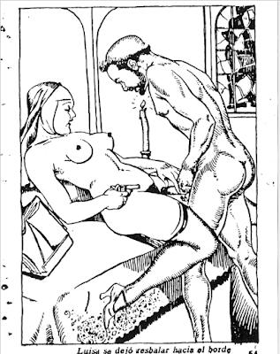 victor ripalda sanxo farrerons pajaro azul erotismo pornografia anticlericalismo