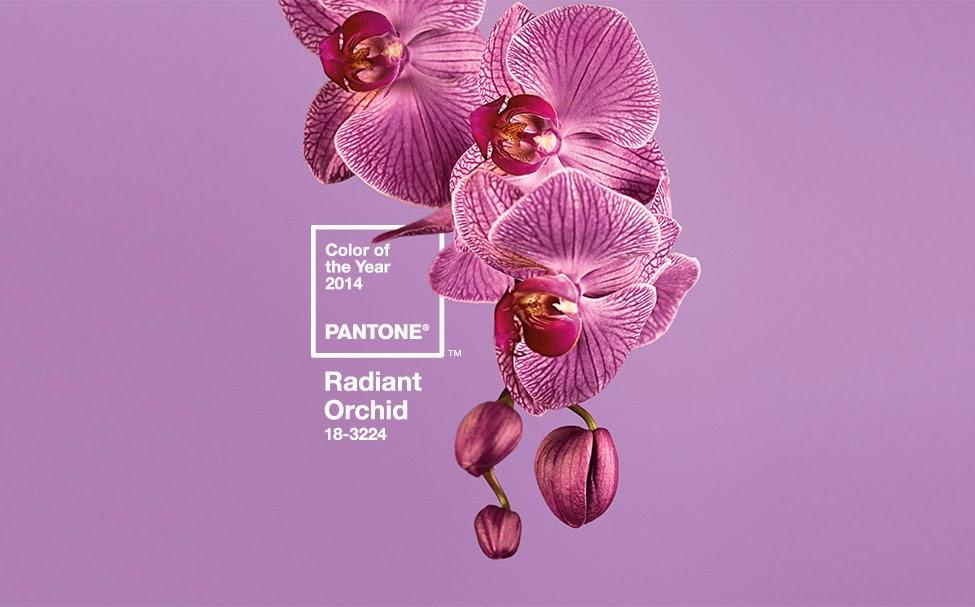 Les musts beauté 2014 Radiant Orchid!