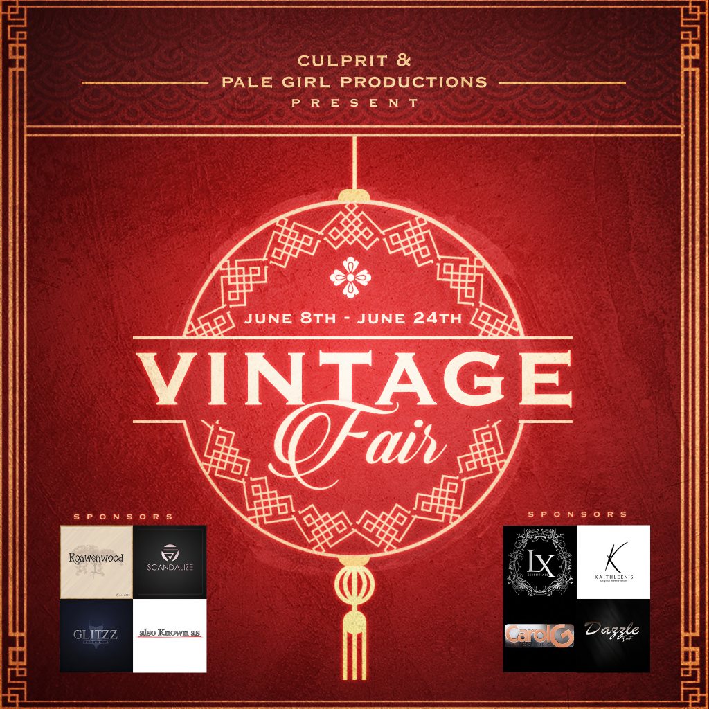 Vintage Fair (Pale Girl Productions )
