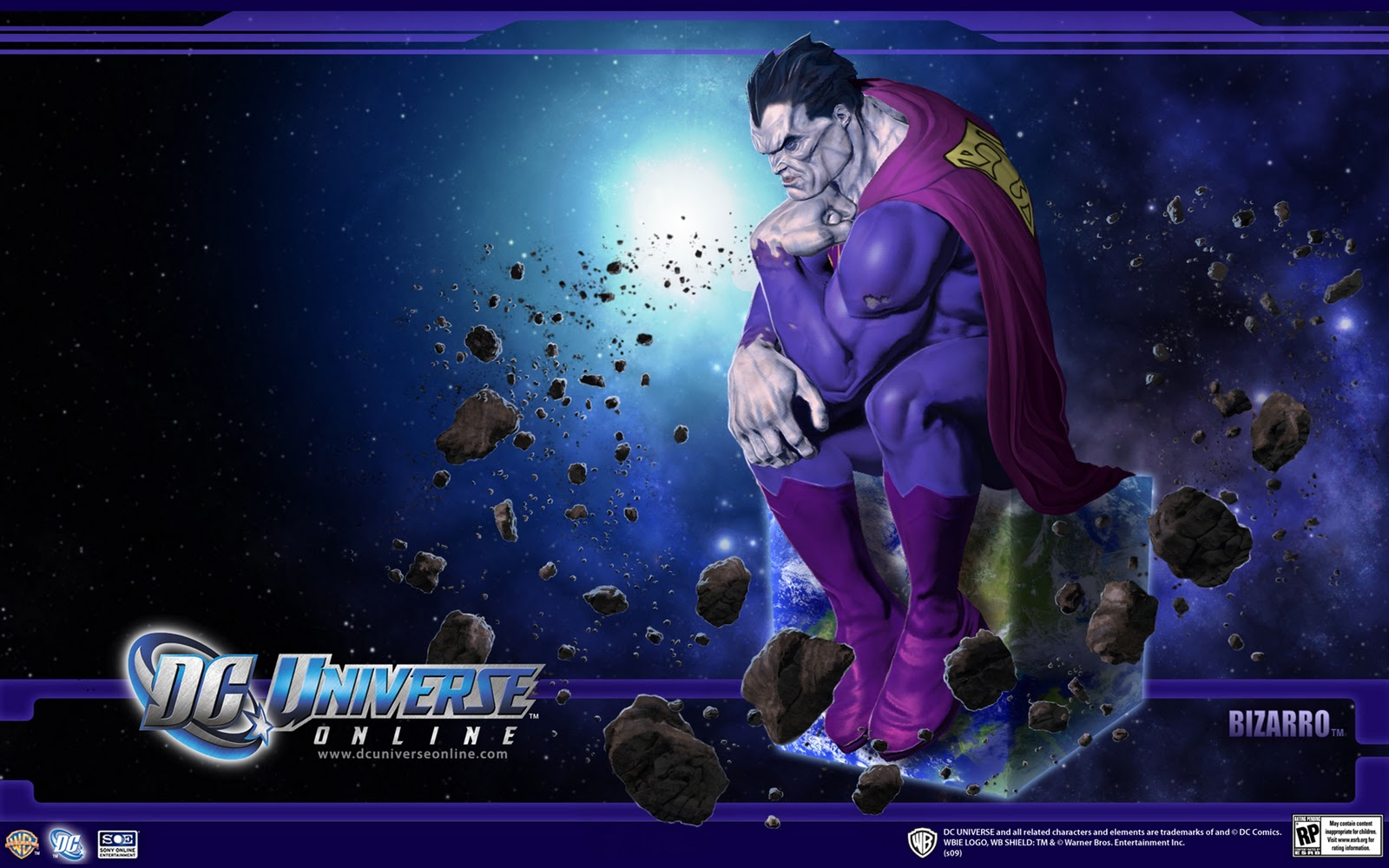 Dc Universe HD & Widescreen Wallpaper 0.694402615135461