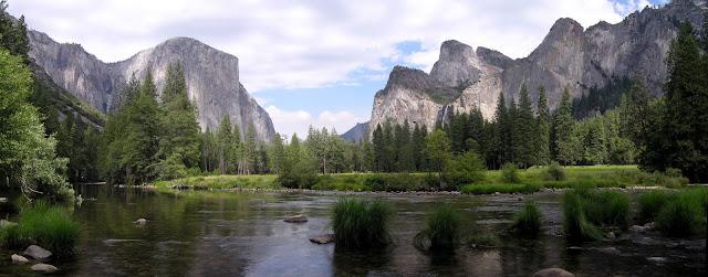 Parque Nacional Yosemite, California