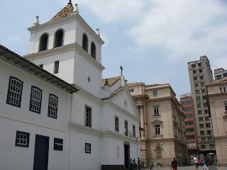 Patio de Colegio Sao Paulo